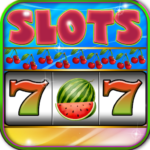 Classic 777 Fruit Slots -Vegas Casino Slot Machine 1.3.4 APK MOD