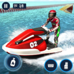 Jet Ski Stunts Racing Games – New Water Games 2021 MOD Unlimited Money