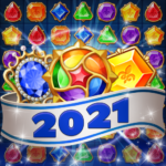 Jewels Mystery Match 3 Puzzle 1.2.5 APK MOD