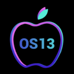 OS13 Launcher Control Center i OS13 Theme 4.5 MOD Unlimited Money