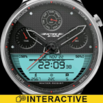Octane Watch Face Clock Widget MOD Unlimited Money