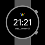 Pixel Minimal Watch Face – Watch Faces for WearOS MOD Unlimited Money
