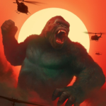 Gorilla Game Angry Gorilla vs Kong City Smasher MOD Unlimited Money