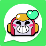 Stickers For Brawl Stars – WAStickerApps MOD Unlimited Money
