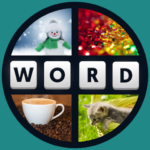 4 Pics 1 Word Word Game MOD Unlimited Money