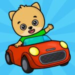 Car games for toddlers MOD Unlimited Money