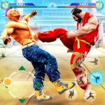 Gym Fighting Trainer Boxing Karate Fighting Games MOD Unlimited Money