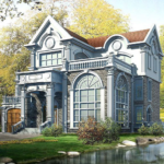 Houses Jigsaw Puzzles MOD Unlimited Money