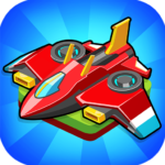 Merge Planes – Best Idle Relaxing Game MOD Unlimited Money