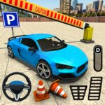 Car Parking Driver Test Multistory Driving Mania MOD Unlimited Money