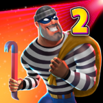 Robbery Madness 2 Stealth Master Thief Simulator MOD Unlimited Money