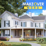 Makeover Word Home Design Word Connect Game MOD Unlimited Money