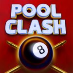 Pool Clash 8 ball game MOD Unlimited Money