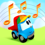 Leo the Truck Nursery Rhymes Songs for Babies MOD Unlimited Money