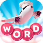 Wordelicious Food Travel – Word Puzzle Game MOD Unlimited Money
